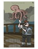 The Octopus Umbrella