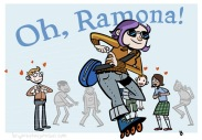 Scott Pilgrim Fan Art
