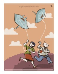 Flying Rays