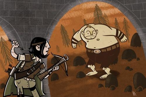 Bad Ogre!