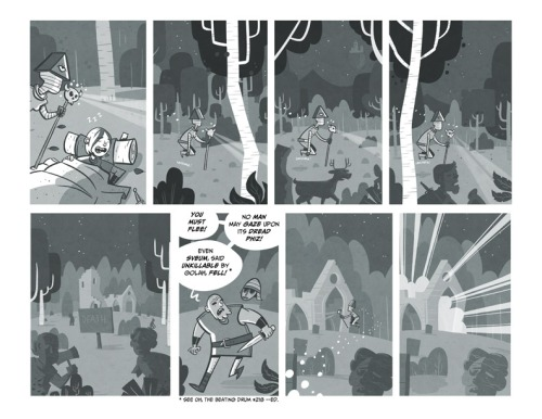 Oh, The Beating Drum! #2 Page 2